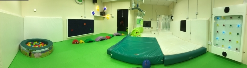 New Multisensory Room at Chipmunks Nursery