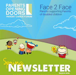 PODS Spring Newsletter